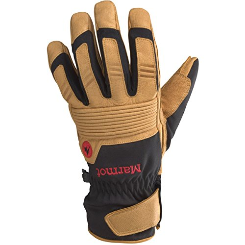 Marmot Exum Guide Undercuff Glove Black/Tan XXL