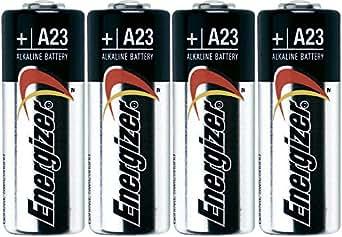 Fantastisk Amazon.com: Energizer A23 Battery, 12V (Pack of 4): Industrial TQ94