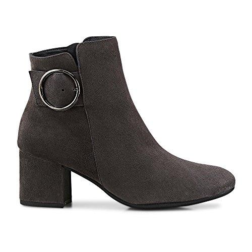 Women's Grey Grey 4 Paul Boots UK Green zqH8U1