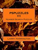 Number Search Puzzle Book, Larry Harrington, 1479284483