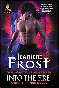 Book Into the Fire: A Night Prince Novel
