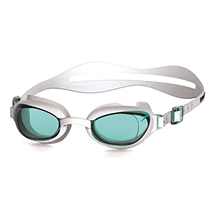 f173a8c1a6f Buy Speedo 8090044284 Blend Aquapure Goggles (White Blue) Online at Low  Prices in India - Amazon.in