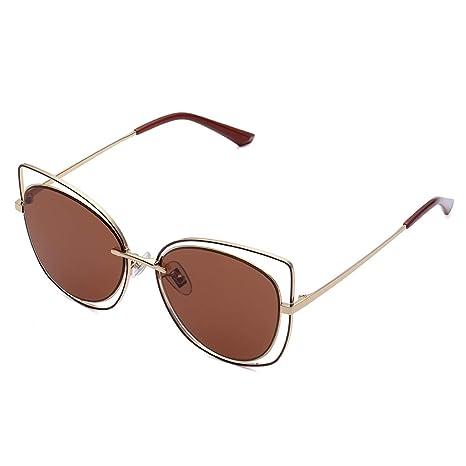 Gafas de sol Aviador Vogue UV Running- Nuevas retras de la ...