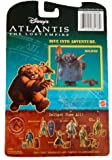 Disney's Atlantis: The Lost Empire Moliere Figure
