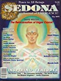 img - for Sedona : Goddess Returning; Connecting to the Universal Energy; Armageddon Timelin; John of God Healer in Brazil; Reincarnation of Edgar Cayce?; Reconciling the Ego; Laguz, Healing Rune of the Lake book / textbook / text book