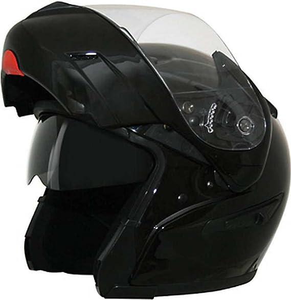 Amazon.com: HCI cara completa casco, estilo clásico ligero ...