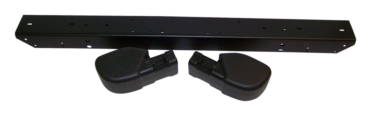 84ab0ede97e56 Crown Automotive 5ED16T3XK Front Bumper Kit for Jeep Wrangler/TJ