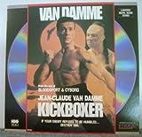 [ LASERDISC ] Kickboxer Jean-claude Van Damme