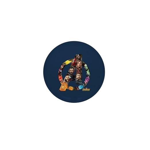 CafePress Avengers Infinity War Logo 1