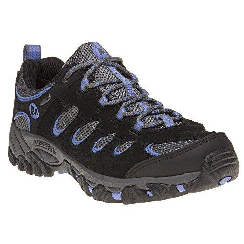 Merrell Ridgepass Femme Chaussures Noir p1N1Hvi