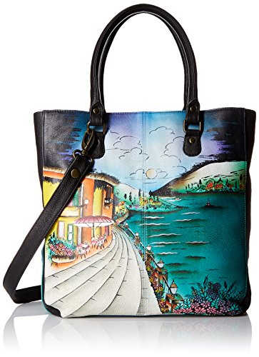 anuschka-handpainted-leather-multi-compartment-shopper-moonlight-capri