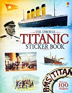 The Titanic Coloring Book Dover History Coloring Book: Amazon.co.uk ...