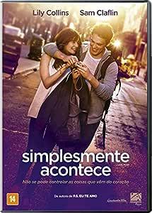 Simplesmente Acontece | Amazon.com.br