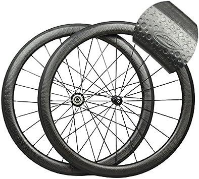 awst 700 C Bicicleta de carretera 25 mm ruedas de carbono Wideth ...