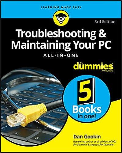 Pc Troubleshooting Ebook