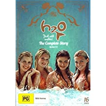 H20 Just Add Water Complete Story Series 1-3 DVD
