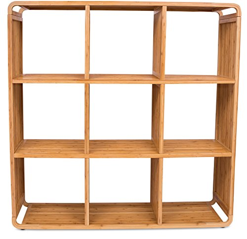 BirdRock Home Bamboo Storage Cube Cabinet | Wooden Storage Cubbies | 9 Cube Storage Unit | Classroom Bedroom Kidu0027s Room Storage Space  sc 1 st  Made of Tree. The finest wooden toys furniture and other gifts. & BirdRock Home Bamboo Storage Cube Cabinet | Wooden Storage Cubbies ...