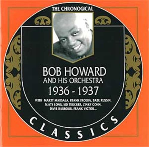 Bob Howard 1936-1937 by Howard, Bob