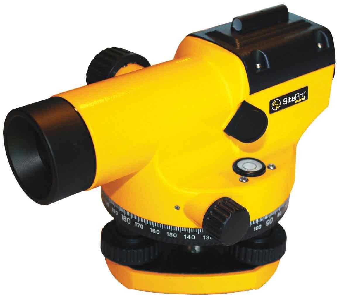 SitePro 25-SP24XC 24-Power Automatic Level