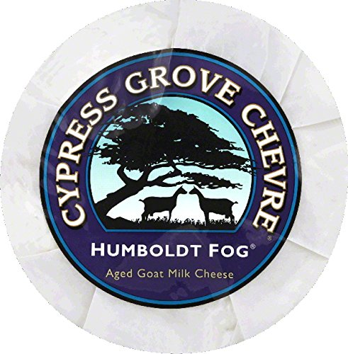 CYPRESS GROVE Cheese, Wheel Humboldt Fog, 5.5 Pound by Cypress Grove