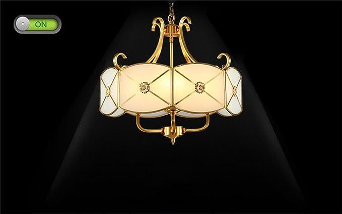 All rame illuminazione lampadari da cucina europea lampade lampade