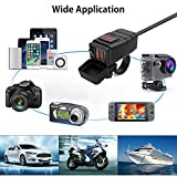 Extractme Motorcycle USB Charger SAE to USB Adapter