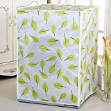 Autumn Water Waterproof Drum Washing Machine Cover Protective Case Bathroom Sunscreen Washer Dryer and Cover Fully-Automatic