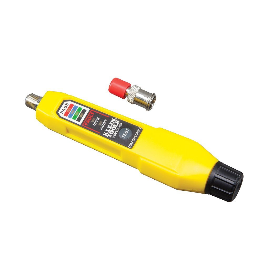 Coax Explorer 2 Tester Klein Tools VDV512-100