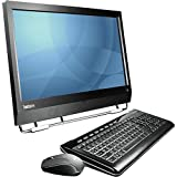 """Lenovo ThinkCentre M90Z 23"""" FHD All-in-One AIO Premium Flagship Desktop Computer, Intel Core i5 up to 3.2 GHz, 4GB RAM, 250GB HDD, DVD, Gigabit Ethernet, WiFi, Windows 10 Home (Certified Refurbished)"""
