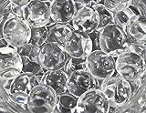 water balz jumbo - Clear Rainbow Water Beads Growing Polymer Gel Balls-12 Grams