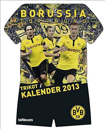 Borussia Dortmund Trikotkalender 2013