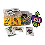 Award Winning Simbrix - Geek Kit For fans of Hama & Lego - no pegboard or iron required