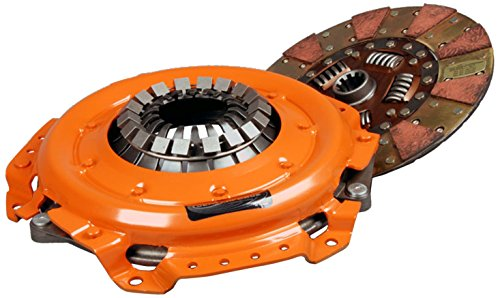 Centerforce DF098391 Dual Friction Clutch Pressure Plate and Disc - Friction Clutch
