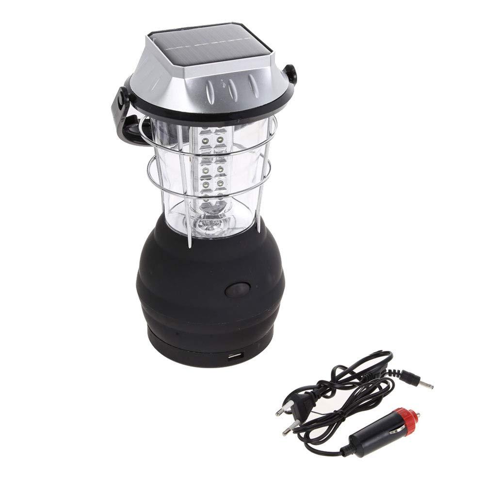 CAIDUD Durable Campfire Tactical Flashlight Seeking Survival Multifunction Travel 36LED