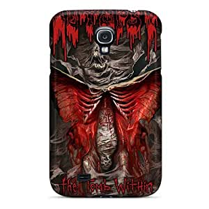 Samsung Galaxy S4 WeR7007HQnb Allow Personal Design HD Obituary Band Skin Excellent Cell-phone Hard Cover -KevinCormack