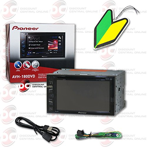 "2015 Pioneer 6.2"" Touchscreen Double Din 2DIN DVD MP3 CD ..."