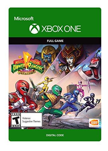 Power Rangers: Mega Battle - Xbox One Digital Code (Power Ranger Games Power Ranger Games)