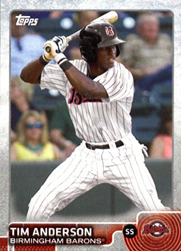2015 Topps Pro Debut Baseball Card #55 Tim Anderson MINT