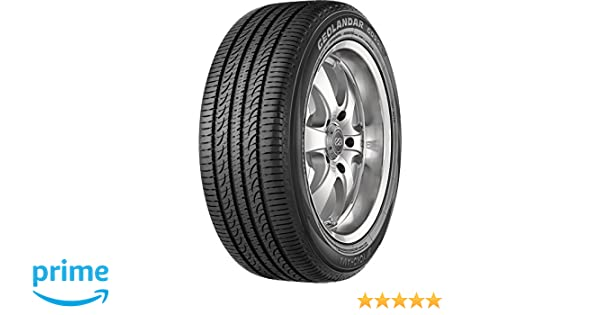 Amazon.com: Yokohama Geolander G055 Radial Tire - 225/65R17 102H: Yokohama: Automotive