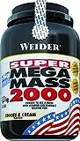 Weider Nutrition Mega Mass 2000 Cookies & Cream 1500g