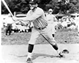 An 8 x 10 Photo Framed Shoeless Joe Jackson