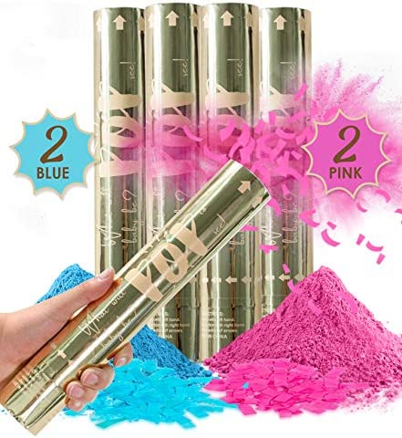 Revealations Confetti Powder Gender Reveal product image
