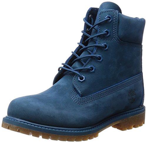 nbsp;boots 6in Boot Premium Blue 10361 Ftb Timberland blue nbsp;– nbsp;w Nubuck 0qBx5aUw