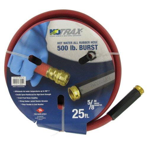NoTrax 25 Ft Hot Water Hose