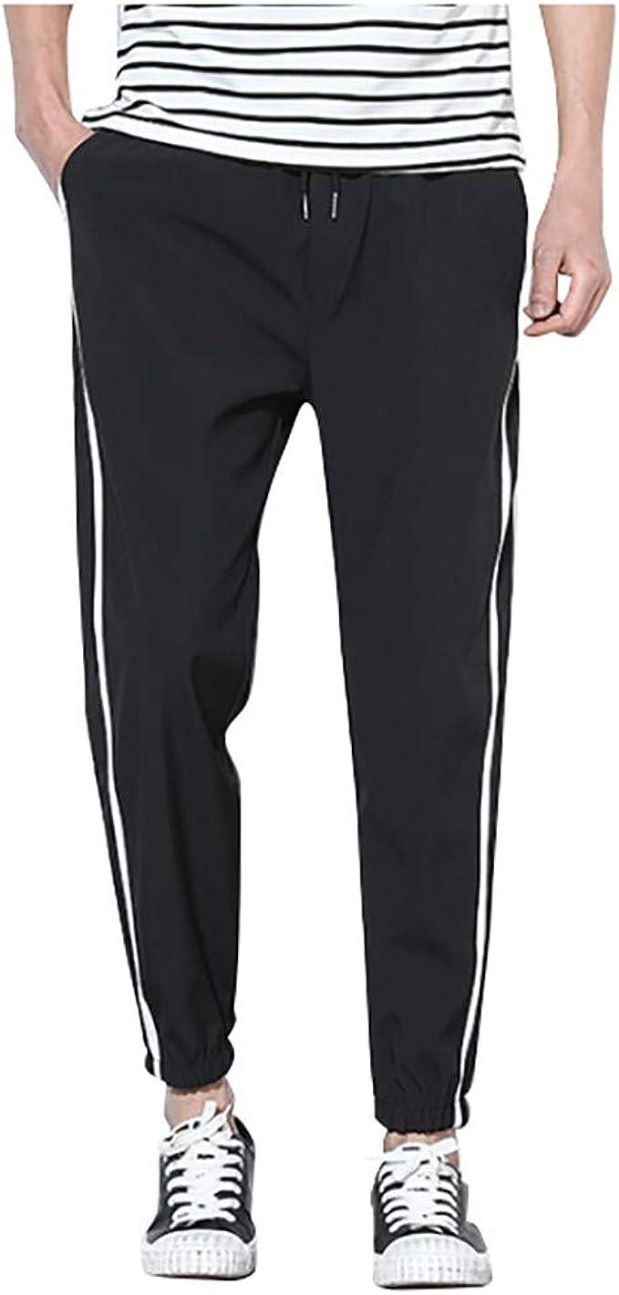 Pantalones Medievales Hombre Pantalon Cocina Negro 6XL ...