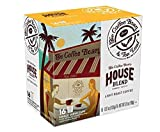 Coffee Bean & Tea Leaf House Blend Single Serve Kcups (16 Ct)