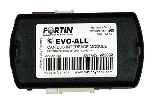 Fortin JD-718 EVO-FOR.T1 Preloaded Module & T-Harness Combo (T1 Remote Module)