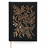 Raven Address Book with Book Cloth Cover by Rifle Paper Co.