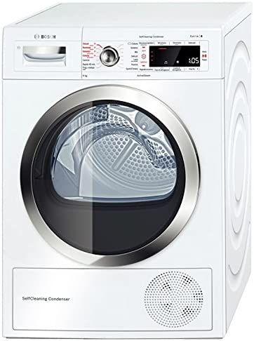 Bosch Serie 8 WTW855R9IT Independiente Carga frontal 9kg A++ ...