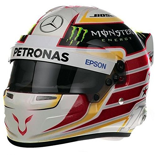 2016 MERCEDES-AMG LEWIS HAMILTON MINI HELMET by Bell Racing